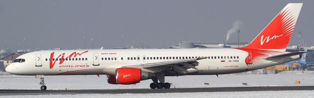 Boeing 757-200 «ВИМ-Авиа»