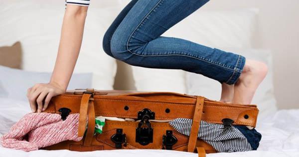 Топ-21 гениальных советов по сбору чемодана