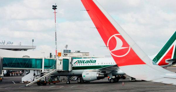 Компания Alitalia не будет менять расписание полетов