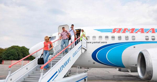 Семь новых рейсов из Тюмени