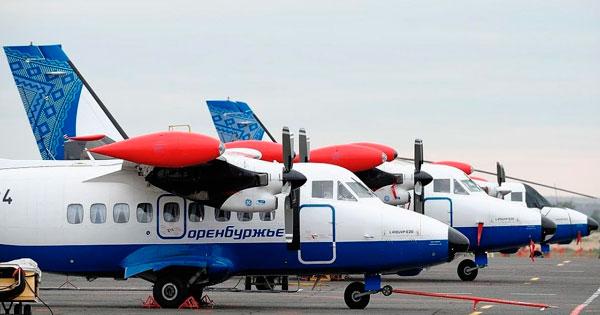 Компания «Оренбуржье» запускает новые рейсы