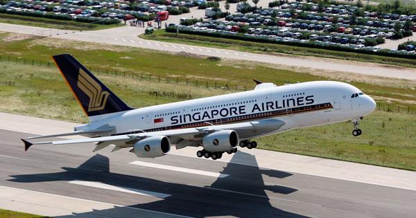 Новая акция от «Сингапурских Авиалиний»