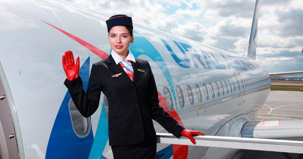 Уральские авиалинии открыли распродажу авиабилетов