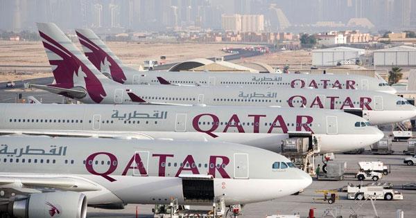 Qatar Airways открывает полеты в Украину